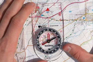 A beginners guide to the compass